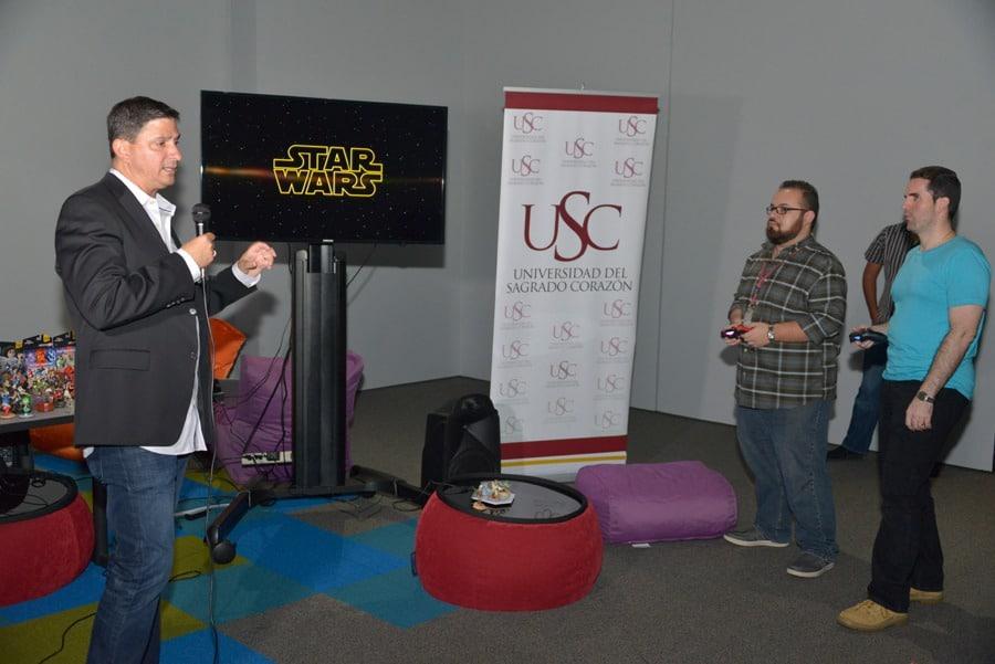 Villeta presentó lo último de Disney en el StudioLab
