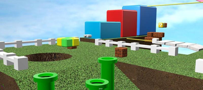 Super Mario 3D World por el alumno, Rayzack Llabrés