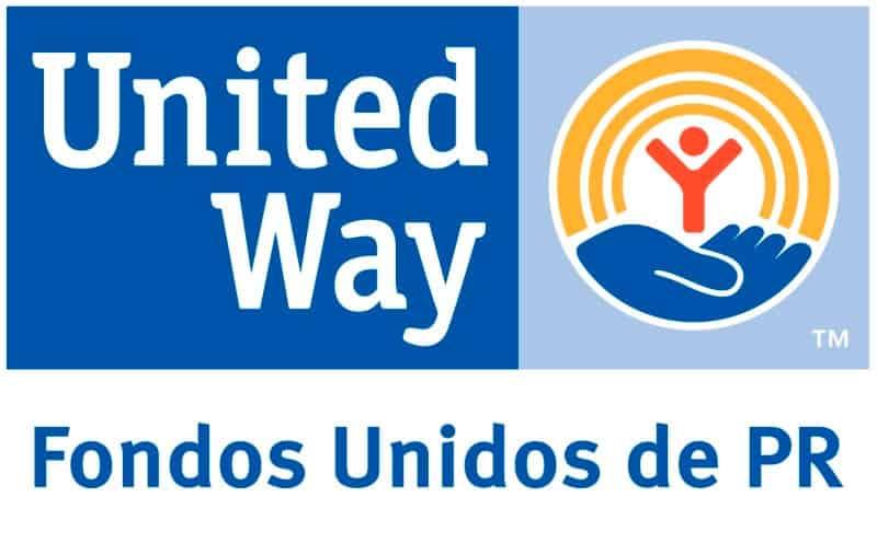 Logo: suministrado Fondos Unidos de Puerto Rico