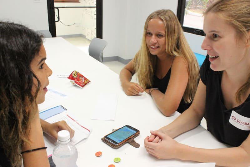 …pero al igual, cuenta con programas académicos cortos como un programa de verano en Alemania (ISP TU Dortmund)… Foto: Cynthia Morraz