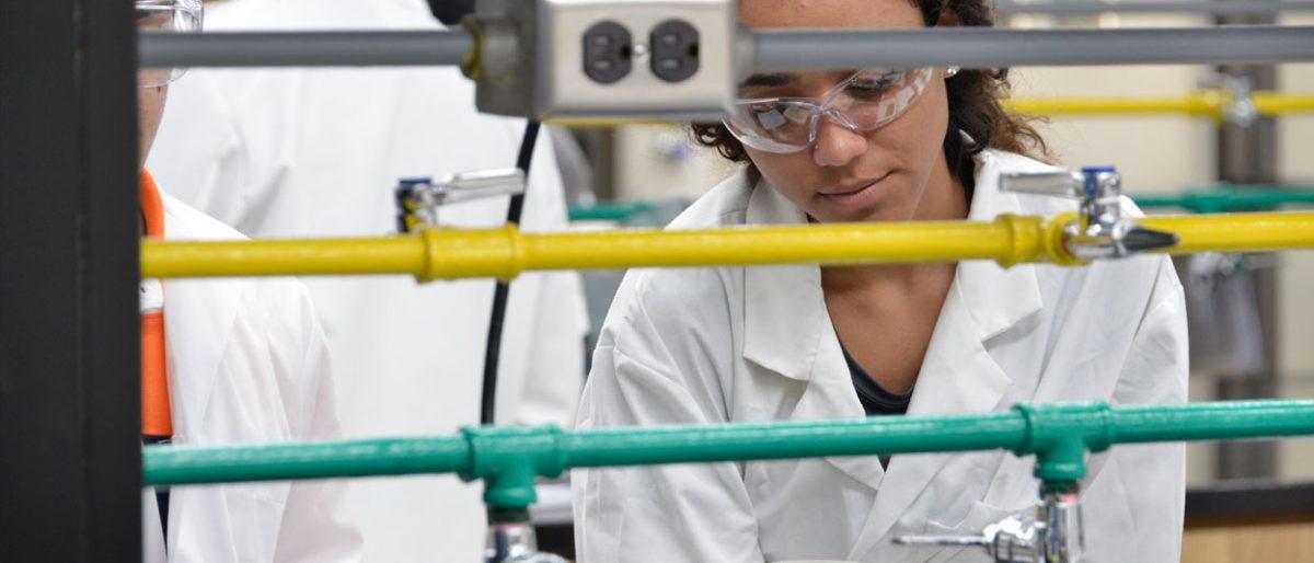Permalink to: Inauguran modernos laboratorios de Química