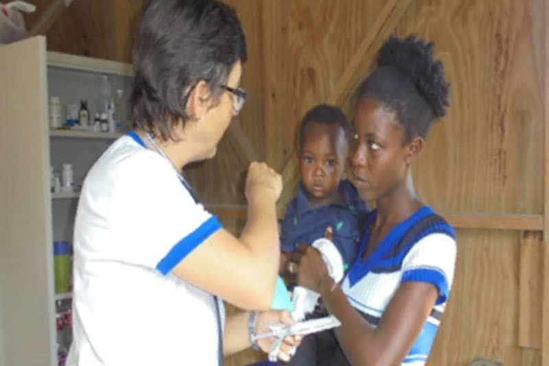 Resultado de imagen de HAITI sagrado corazon