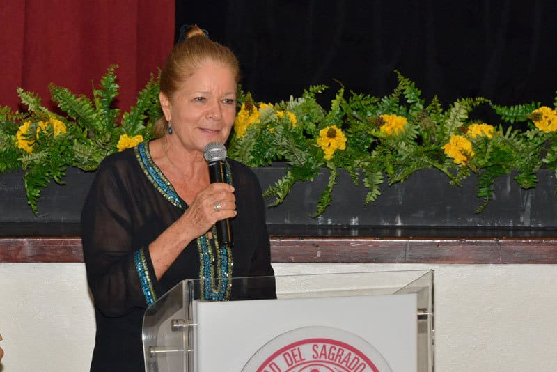 Profa. Sonia Fritz. Foto: Héctor Camacho