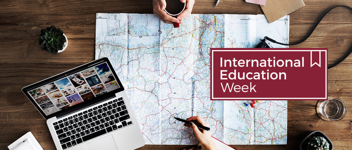 Permalink to: (Español) Sagrado se une a la Semana de la Educación Internacional