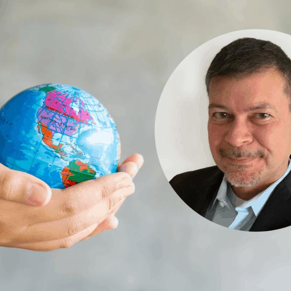 El profesor Peter Barbosa respalda la internacionalización