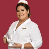 Adriana Berdecía, enfermera graduada de Sagrado (Suministrada)
