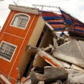 El 14 de agosto se reportó un terremoto, de magnitud 7.2, al suroeste de Haití. (Archivo)