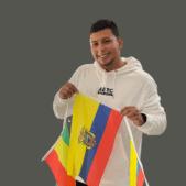 El ecuatoriano Adrián Ganan, alumno de Estudios Internacionales y Comunicación Global. (Suministrada)