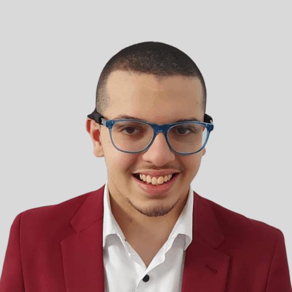 Dereck Canales, estudiante de Periodismo en Sagrado (Suministrada)